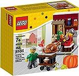 レゴ LEGO 40123 Seasonal Thanksgiving Feast サンクスギビング・フェスト 158ピース [並行輸入品]