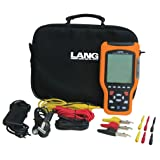 Lang Tools 13805 Automotive Dual Channel Scope/Graphing Digital Multimeter