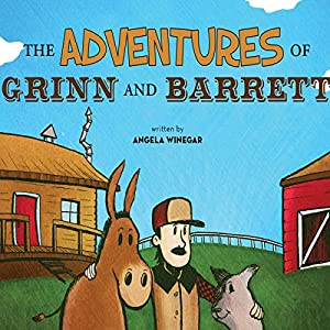 The Adventures of Grinn and Barrett Audiobook