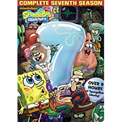 Spongebob Squarepants: The Complete Seventh Season