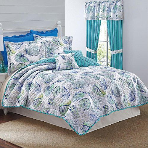 Brylanehome-Beachside-3-Pc-Quilt-Set