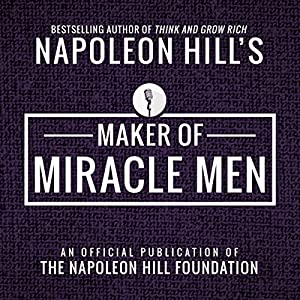 Maker of Miracle Men Audiobook