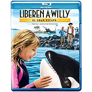 Free Willy: Escape From Pirate's Cove [Blu-ray] [US Import]