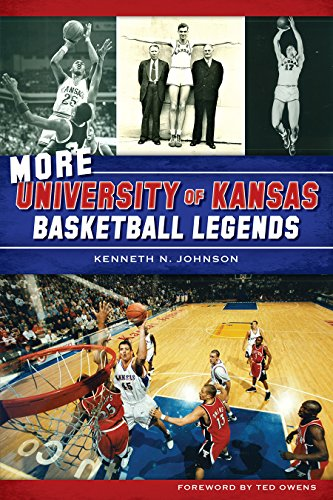 Légendes de basket-ball plus Université du Kansas (Sports)