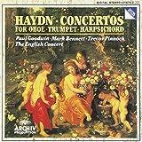 Haydn: Concertos for Trumpet, Oboe & Harpsichord
