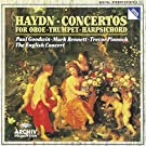 Haydn : Concertos for Oboe, Trumpet, Harpsichord (Concertos pour hautbois, trompette, clavecin)