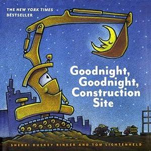 Goodnight, Goodnight, Construction Site Audiobook