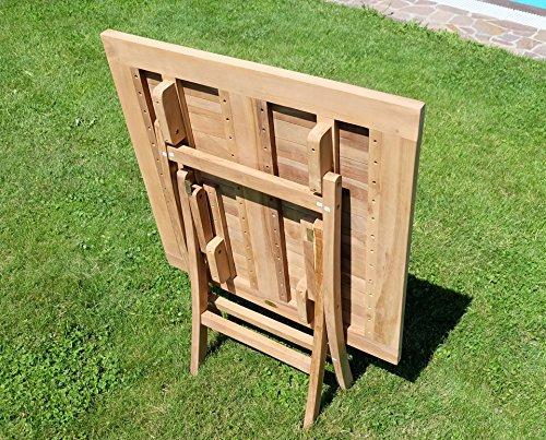 klapptisch teakholz com forafrica. Black Bedroom Furniture Sets. Home Design Ideas