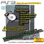 Disque dur 750Go pour PS3 Playstation 3