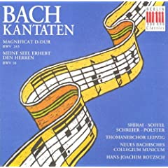 Magnificat in D major, BWV 243: Aria: Esurientes implevit bonis (Alto)