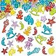 Lot de 100 Breloques pour Bracelet pour enfants - Id�al pour offrir comme cadeau d'anniversaire