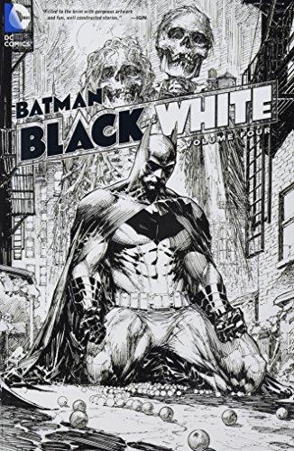 Batman: Black and White Volume 4 TP