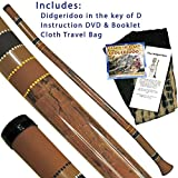 Modern Didgeridoo FDTB Package Deal with FREE Instruction DVD
