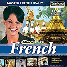 Quickstart French (       UNABRIDGED) by Selectsoft Narrated by Quickstart Language