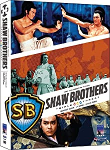 Shaw Brother's Triple Threat (Invincible Shaolin/Life Gamble/Shaolin Prince)