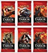 6 (Six) Packs of Magic: the Gathering - MTG: Khans of Tarkir Booster Pack Lot (6 Packs)