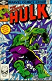 img - for The Incredible Hulk #262 People in Glass Houses Shouldn't Hurt Hulks book / textbook / text book