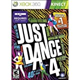Just Dance 4 - Xbox 360 by UBI Soft  (Oct 9, 2012)