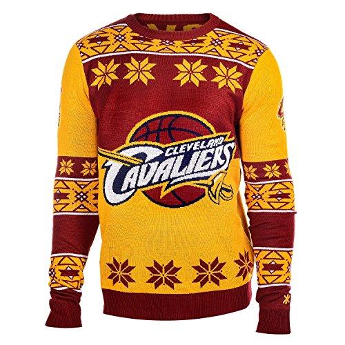2015 Big Logo Ugly Holiday Sweater