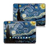 Galaxy Note 10.1 Skin - Van Gogh Starry Night - High quality precision engineered removable adhesive vinyl skin transfer for the Samsung Galaxy Note 10.1 (3g / WiFi)