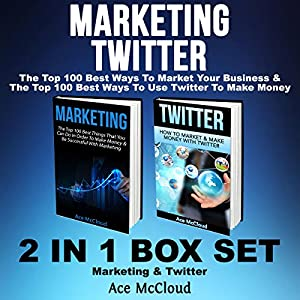 Marketing: Twitter Audiobook