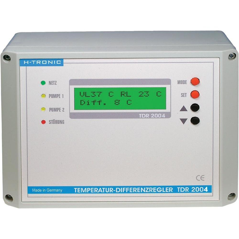 TemperaturDifferenzregler TDR 2004  Kundenbewertungen
