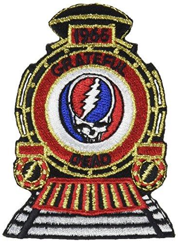 Application Grateful Dead 1965 SYF Patch