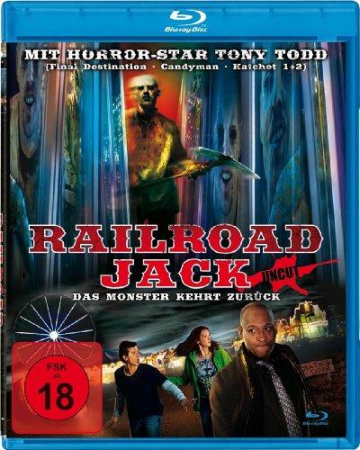 Railroad Jack - Das Monster kehrt zurück [Blu-ray]
