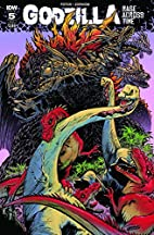 GODZILLA RAGE ACROSS TIME #5 (OF 5)…