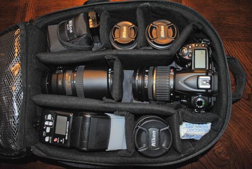 Basics of slr cameras