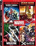 Best Anime Movies - Marvel Anime Collection [DVD] Review