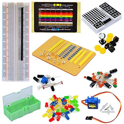 tolako-componente-elettronico-starter-kit-per-arduino-basetta-led-dot-matrix-resistore-condensatore-