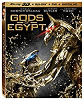 Gods of Egypt [3D Blu-ray + Blu-ray + DVD + Digital HD] from LIONSGATE