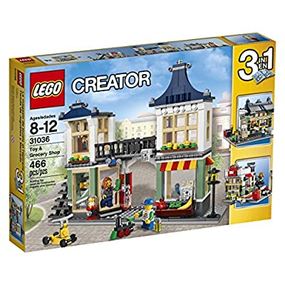 Lego Creator Toy And Grocery Shop from LEGO