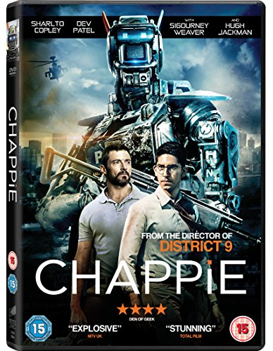 Chappie [DVD] [2015]