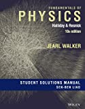 img - for Student Solutions Manual for Fundamentals of Physics, Tenth Edition book / textbook / text book