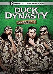 Duck Dynasty: Seasons 1-8 Collector\'s Set [DVD]