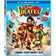 Pirates Band of Misfits [Blu-ray] [Import]