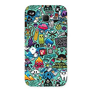 002_099_candy Back Case Cover for Galaxy Core Prime