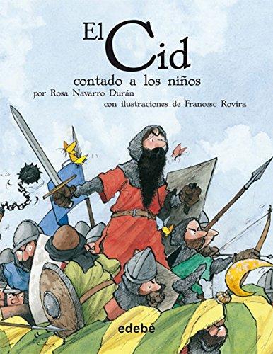 El Cid contado a los niños de Rosa Navarro Durán