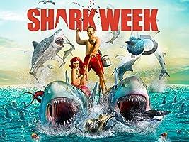 Shark Week Season 2014