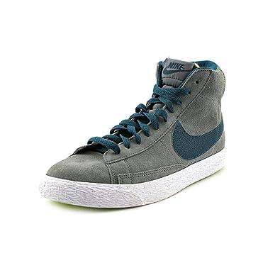Nike Blazer Alte Blu Scuro