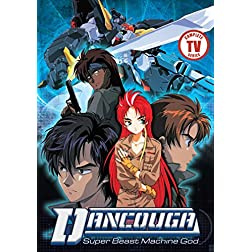 Dancouga Complete TV Series
