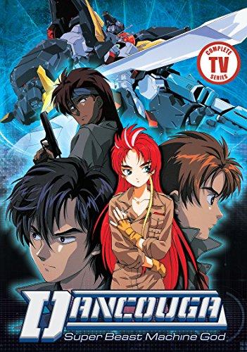 Dancouga: Complete Tv Series (6PC)