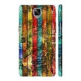 Enthopia Designer Hardshell Case Colour Wooden Grunge Back Cover for One Plus 3