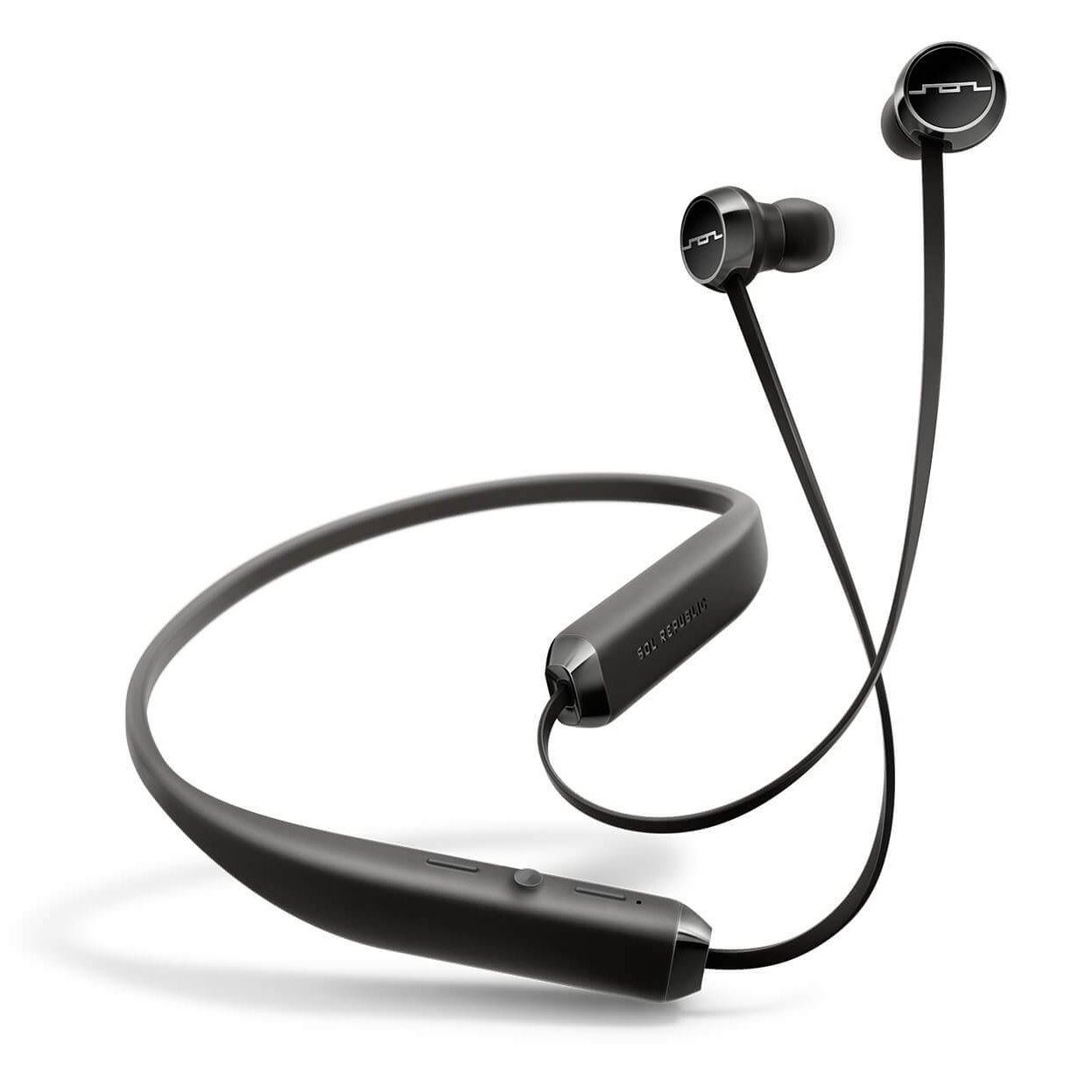 5 best behind the neck bluetooth headphones with in ear earbuds wearable in ear. Black Bedroom Furniture Sets. Home Design Ideas
