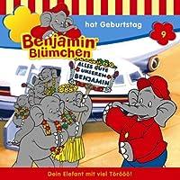 Benjamin hat Geburtstag (Benjamin Blümchen 9) Hörbuch