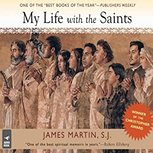My Life With the Saints Audiobook
