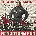 Mandatory Fun ~ Weird Al Yankovic  8 days in the top 100 Release Date: July 15, 2014Buy new: $11.88