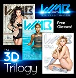 img - for WMB 3D Magazine: World's Most Beautiful - Complete Trilogy book / textbook / text book